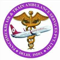 Panchmukhi Air and Train Ambulance Services logo