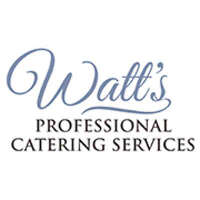 Watt's Professional Catering Services