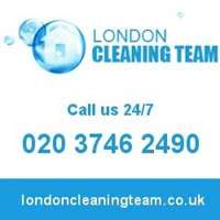 London Cleaning Team logo