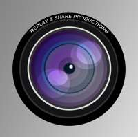 Replay & Share Productions logo