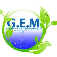 G.E.M Ménage logo