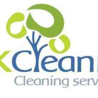 MK Cleaning Services logo