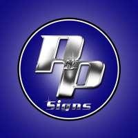 P&P Signs logo