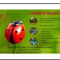 Ladybird Gardeners logo