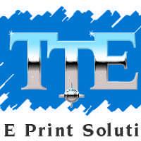 TTE Print Solutions logo