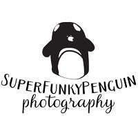 SuperFunkyPenguin Photography logo