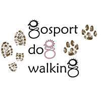 Gosport Dog Walking logo