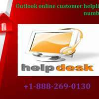 Outlook customer service number 18882690130 Outlook support helpline number | Outlook helpline contact number logo