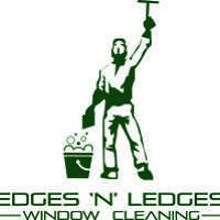 Edges 'N' Ledges Window Cleaning logo