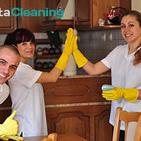 Alesta Cleaning Fulham logo