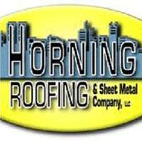 Horning Roofing & Sheet Metal Company logo