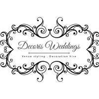 Decoris Weddings  logo