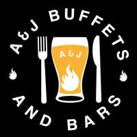 A & J Buffets and Bars logo