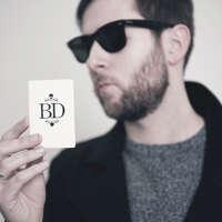 Blake Dawes Mind Reader & Magician logo