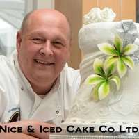 nice and iced cake company ltd logo