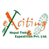 Exciting Nepal Treks and Expedition  logo