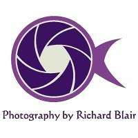 Photography by Richard Blair logo