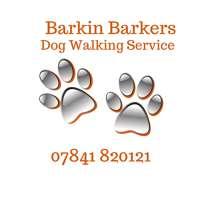 Barkin Barkers logo