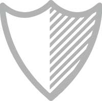 Resolute security logo