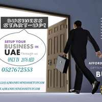 ajman business setup logo