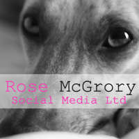 Rose McGrory Social Media logo