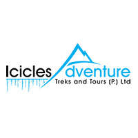 Icicles Adventure Treks and Tours logo