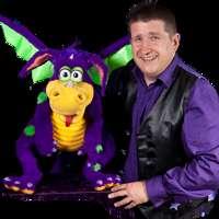 Colin Dymond Magic & Ventriloquism logo