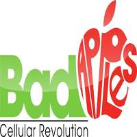 Bad Apples logo