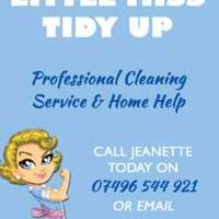 Little miss tidy up