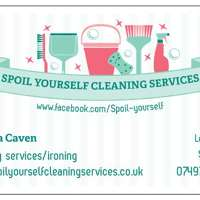 spoil yourself cleaning
