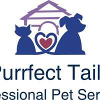 Purrfect Tails logo