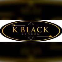 K Black London logo