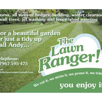 The Lawn Ranger Grounds Maintenance Co. (G/M)  logo