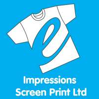Impressions screen print