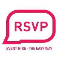 RSVP EVENT HIRE logo