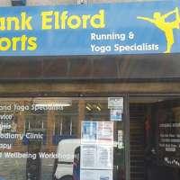 Frank Elford Sports logo