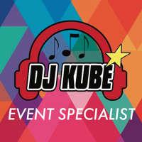 Dj Kube Disco & Karaoke  logo