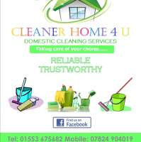 Cleaner home 4 u