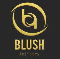 Blush Artistry logo