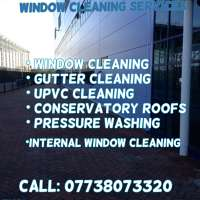 Dim 2 dazzling window cleaning services
