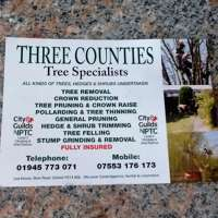 Three county's tree felling ltd