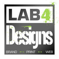 Lab4 Designs logo