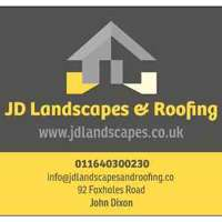 JD Landscapes & Roofing