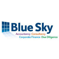 Blue Sky Accountancy Services logo