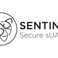 Sentinel sUAS logo