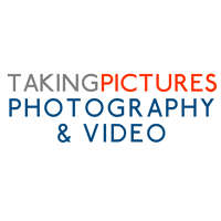Taking Pictures logo