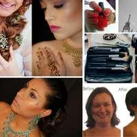 ANYA Hair, Make-Up & Beauty logo
