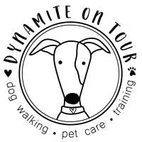 Dynamite on Tour | Dog Walker and Pet Sitter in Loughborough logo