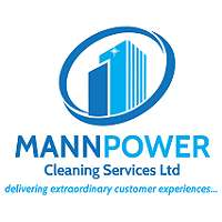 Mannpower Cleaning Services Ltd logo