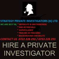 STRATEGY PRIVATE INVESTIGATORS IN KENYA